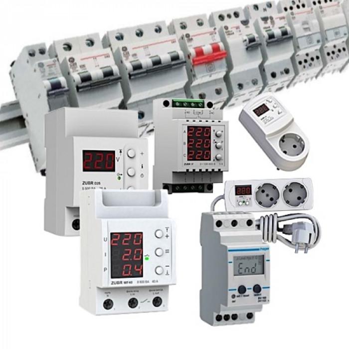 Автомати, модульне, комутаційне обладнання